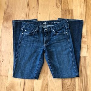 7 For All Mankind Jeans - 7 For All Mankind Bootcut Jean Size 28